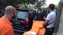 Jejak Pelarian Perampok Pembobolan Toko Berakhir di Peluru Petugas