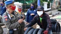 927 Pelanggar Aturan Masker Terjaring Operasi, Satpol PP Jabar: 41 PNS