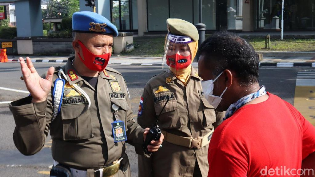 28.869 Kasus Pelanggar Protokol Kesehatan di Jabar, Sumedang Terbanyak