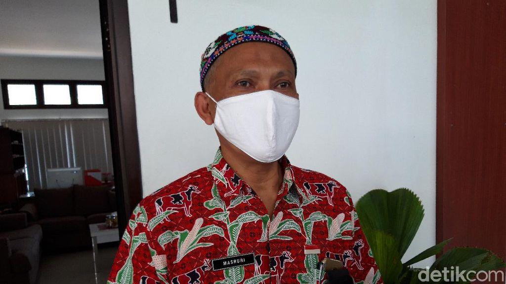 300 KTP Warga Boyolali yang Terciduk Tak Pakai Masker Disita