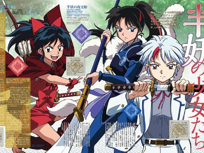 Sekuel Manga Inuyasha