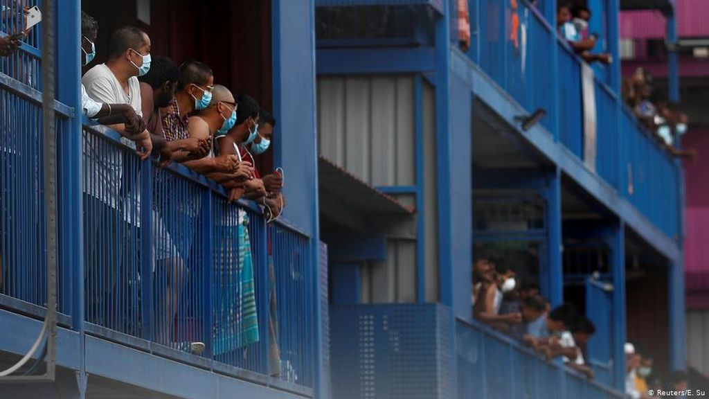 Singapura Awasi Fenomena Bunuh Diri di Kalangan Buruh Migran