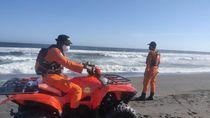 Pencarian 5 Wisatawan Hilang di Pantai Goa Cemara Bantul Disetop