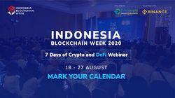 Indonesia Blockchain Week Kembali Digelar