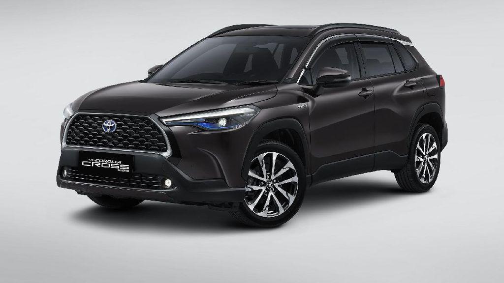 Mau Kredit Toyota Corolla Cross? Siapkan Rp 7,5 Juta Per Bulan