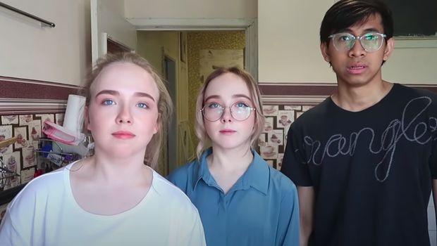Turah Parthayana dan kedekatannya dengan gadis-gadis asal Rusia
