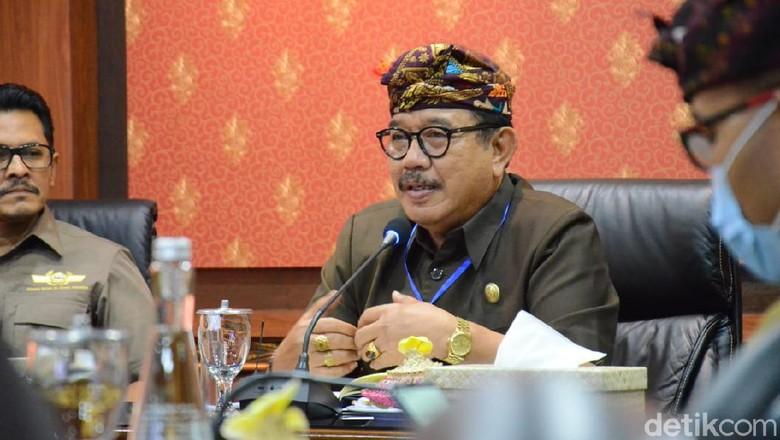 Wagub Bali Tjokorda Oka Artha Ardhana Sukawati Cok Ace