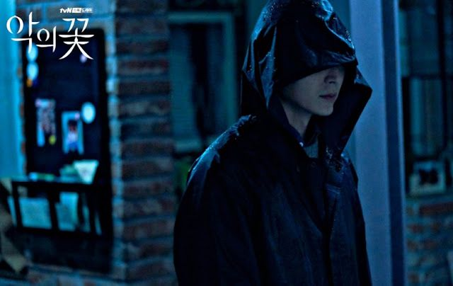 Adegan di drama Korea Flower of Evil