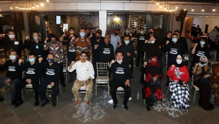 Apindo Jatim Dukung Machfud Arifin Sebagai Wali Kota Surabaya