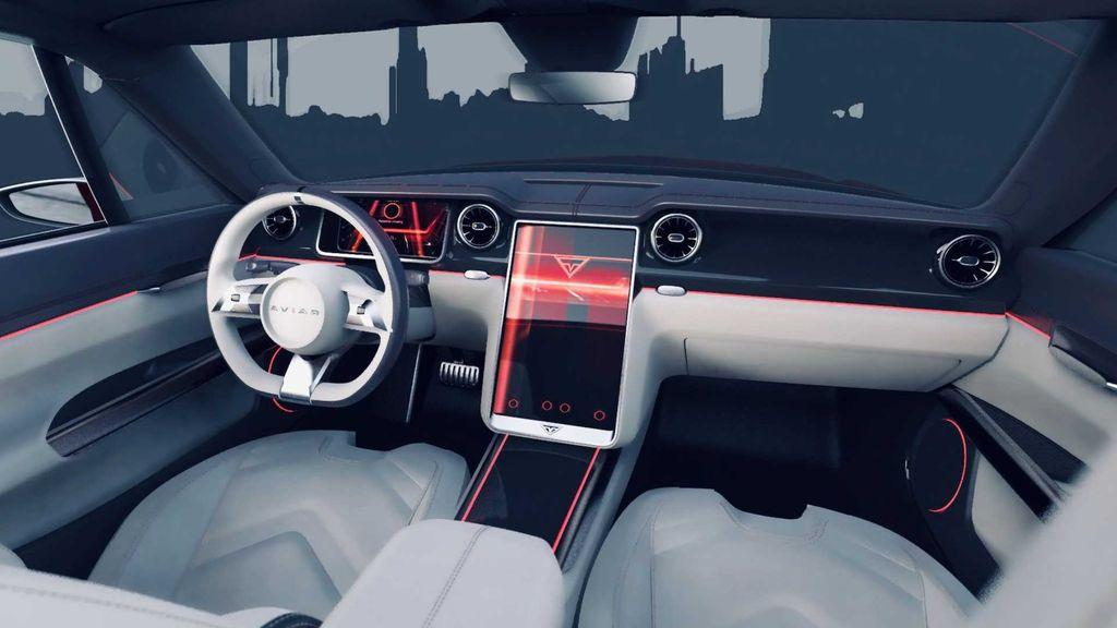 Aviar Motors menggabungkan nilai-nilai Tesla dan Ford dalam satu mobil.