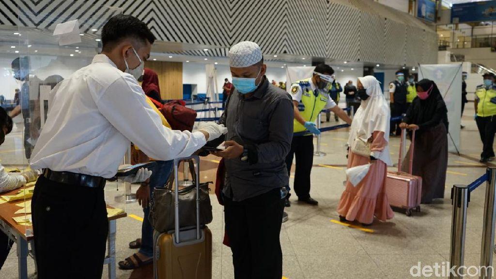 Traffic Meningkat, Bandara Juanda Bentuk Tim Monitoring Protokol Kesehatan