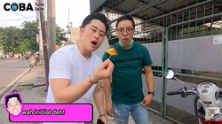Begini Nih Reaksi Orang Korea Saat Cicip Tahu Bulat dan Rujak Buah
