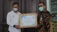 Pemkot Bogor Raih Penghargaan Kinerja Debitur Terbaik 2019