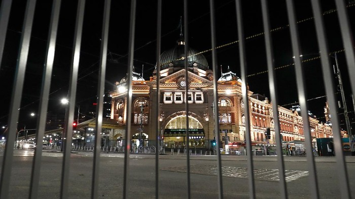 Melbourne pernah menjadi kota paling nyaman untuk ditinggali di dunia selama beberapa tahun. Namun, pandemi Corona mengubah itu semua.