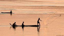 Di Tengah Bencana Kekeringan, Mekong Jadi Medan Rivalitas Baru AS-China