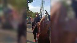 Video Momen Wali Kota Padang Dihardik Sejumlah PKL