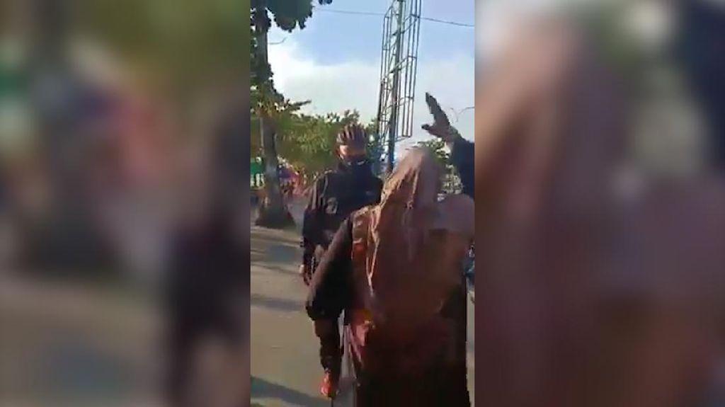 Video Permohonan Maaf Emak-emak PKL yang Hardik dan Maki Wali Kota