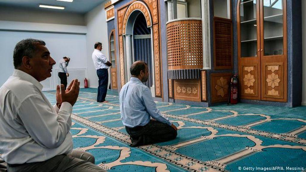 Keresahan Muslim di Yunani Setelah Hagia Sophia Berubah Jadi Masjid