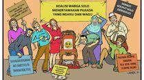Pakar UNS: Gerakan Kotak Kosong di Solo Bukti Rakyat Tak Apatis