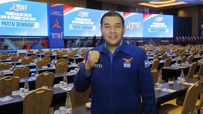 Kepala Bakomstra DPP Demokrat Ossy Dermawan (Dok. Pribadi)