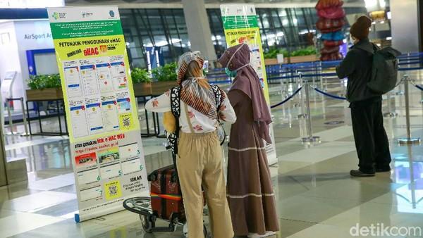 Kini, persyaratan penerbangan dari dan ke Bali semakin mudah.