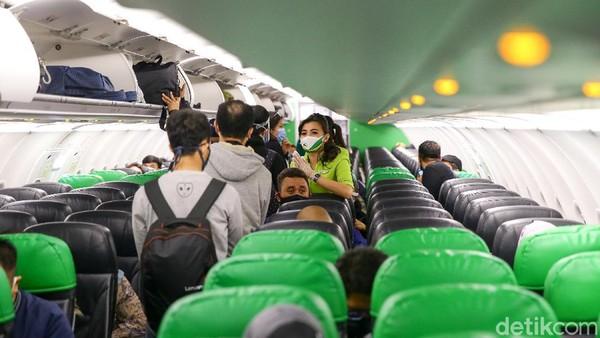 Citilink menjadi salah satu maskapai yang melakukan penerbangan ke Bandara Ngurah Rai.