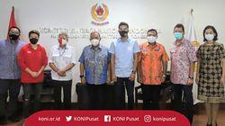 Tontowi Ahmad-Liliyana Natsir Ditunjuk Jadi Duta Pusat KONI