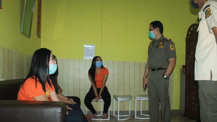 Langgar PSBB, 11 Panti Pijat di Kabupaten Bogor Ditutup Satpol PP