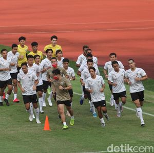 AFC Tunda Kualifikasi Piala Dunia, Timnas Nihil Agenda di Sisa 2020