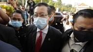 Mantan Menkeu Malaysia Ditangkap Atas Dakwaan Korupsi