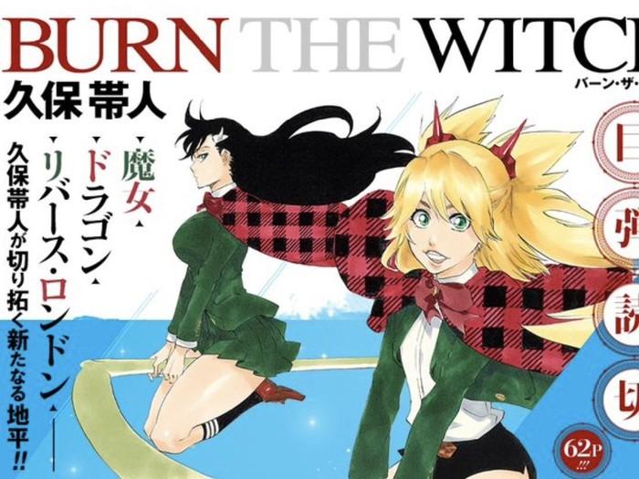 Manga Burn the Witch Karya Tite Kubo