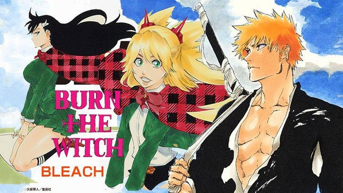 Manga Burn the Witch Karya Tite Kubo