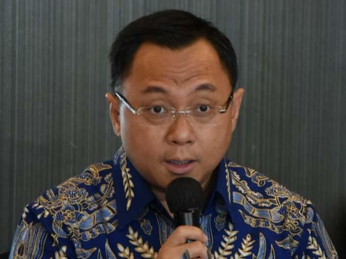 Waketum Partai Demokrat (PD) Marwan Cik Hasan.