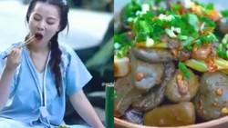 Aneh! Wanita Ini Masak dan Makan Oseng-oseng Batu Kerikil