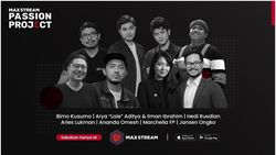 MAXstream Hadirkan Serial Passion Project buat Seluruh Pejuang Passion