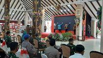 Mendagri Launching 26 Juta Masker di Kabupaten Malang
