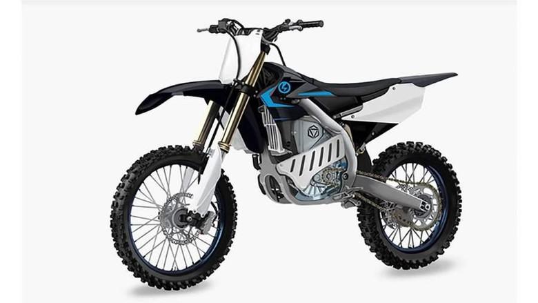Yamaha siapkan motor trail bertenaga listrik