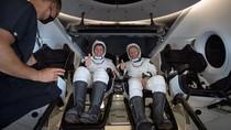 Astronot SpaceX-NASA Ceritakan Pengalaman Kembali ke Bumi