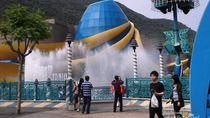 Apa Saja Fasilitas di Ocean Park Hong Kong?