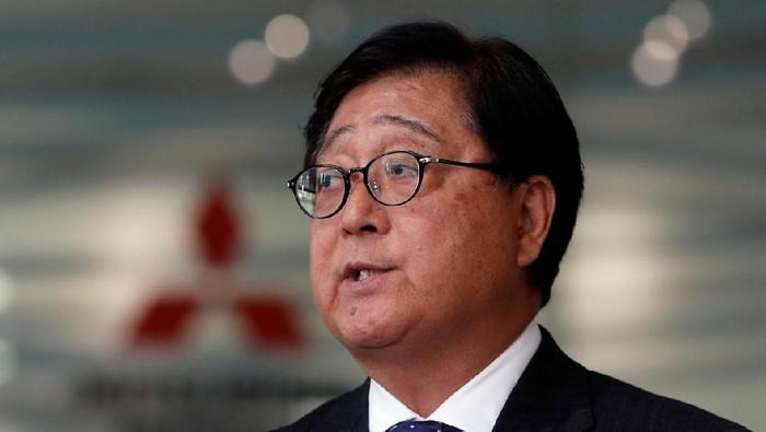 Osamu Masuko mundur dari jabatannya di Mitsubishi dengan alasan kesehatan.