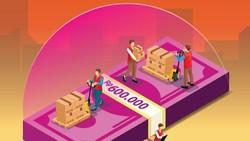 7 Syarat Pekerja yang Dapat Bantuan Rp 600 Ribu/Bulan dari Jokowi