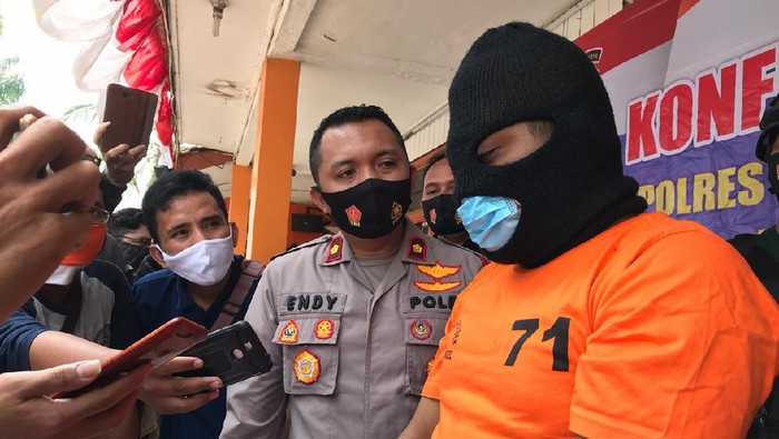 Pelaku pembakar rumah di Ciputat ditangkap polisi