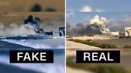 Video Rudal di Lebanon Rekayasa, AS Cabut Larangan Perjalanan ke Luar Negeri
