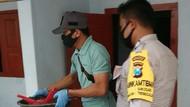 Polisi Tangkap Ayah Biologis Bayi yang Tewas Terbungkus Plastik di Trenggalek