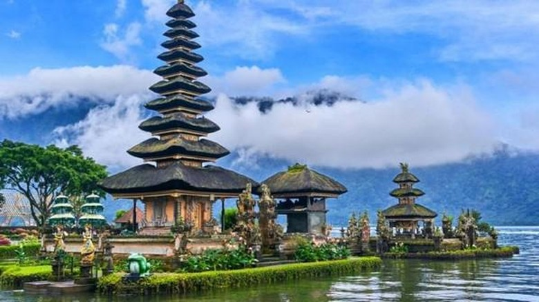 Pura di Bedugul Bali