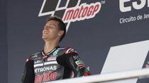 Sedang Puncaki Klasemen MotoGP, Quartararo: Amit-amit Kena COVID