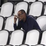 Juventus Kandas, #SarriOut Menggema di Media Sosial