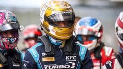 F2 Dihelat di Silverstone Lagi, Sean Hadapi Tantangan Ban