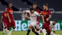 Video Performa Apik Sevilla Lumpuhkan AS Roma di Liga Europa