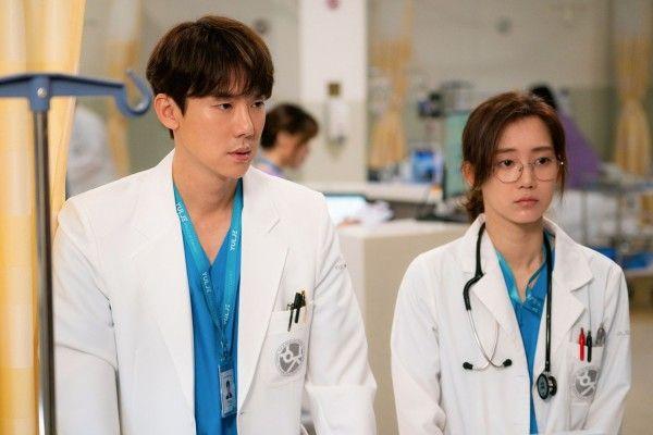 Shin Hyun Bin dalam drama Korea Hospital Playlist